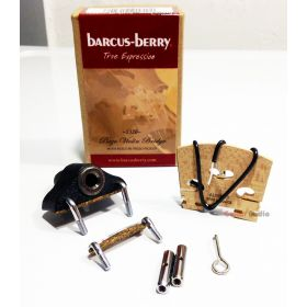 Barcus-Berry 1320 Violin Bridge with Built-in Piezo Pickup and Output Jack