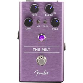 Genuine Fender THE PELT Fuzz Distortion Guitar Effect Pedal - 023-4542-000