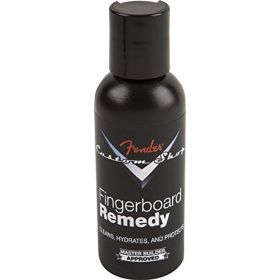 Genuine Fender 2 oz. Custom Shop Fingerboard Remedy Bottle - 099-0534-000