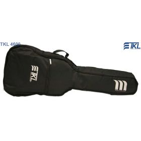 TKL 4600 Padded Water-Resistant Classical Guitar Gig Bag with Accessory Pouch