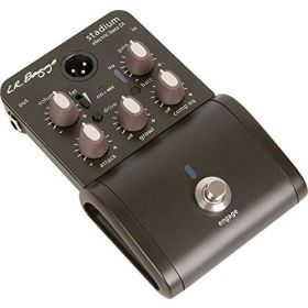 LR Baggs STADIUM DI Electric Bass DI Dirext Box EQ Pedal