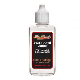 Big Bends Fret Board Juice - Guitar Fret Board Conditioner - 1 oz. Bottle