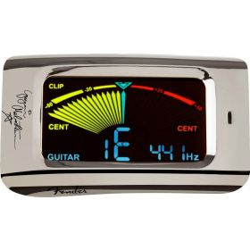Fender FCT15YM Signature Yngwie Malmsteen Clip-On Chromatic Guitar Tuner