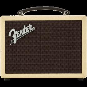 Fender Indio Blonde Portable Bluetooth Speaker w/ Fender Duo Wireless Technology