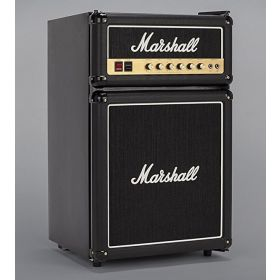 Marshall Amps MF3.2-NA Medium Capacity 3.2 Cubic Feet Mini/Compact Bar Fridge