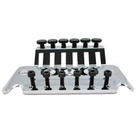 Genuine Floyd Rose Original Series FROTBPC Bridge Base Plate - CHROME