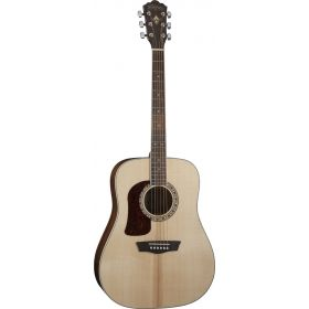 Washburn HD10SLH Heritage Series LEFT-HANDED Dreadnought Acoustic Guitar