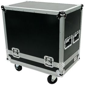OSP ATA Flight Road Tour Case with Casters for Fender Hot Rod Deville 212 Amp