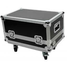 "OSP ATA Flight Road Tour Case w/ Casters for Ampeg SVT Classic 13"" Bass Amp Head"