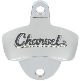 Genuine Charvel Wall Mountable Bar Bottle Opener Gift - 099-2683-000