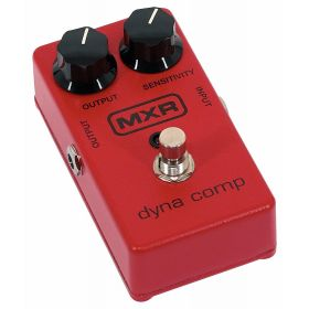 Dunlop MXR Series M102 Dyna Comp Compression Guitar Effect Pedal