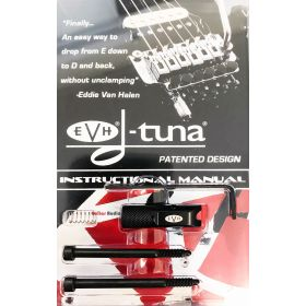 EVH Van Halen BLACK D-Tuna Drop Tuner for Locking Trem Floyd Rose Tremolo DT100B