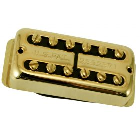 Gretsch HS Filtertron Guitar NECK Pickup with Alnico Magnets - GOLD