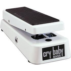 Dunlop 105Q Dunlop Crybaby Ultra Bass Guitar Wah Effect Pedal