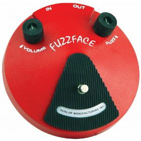 Dunlop JHF2 Original Fuzz Face Distortion Guitar Effect Pedal