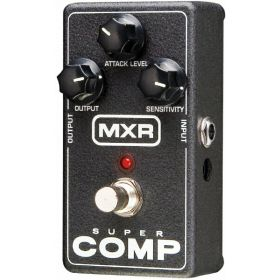 Dunlop MXR Series M132 Super Comp Compression Guitar Effect Pedal