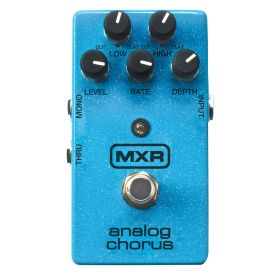 Dunlop MXR M234 Analog Chorus Guitar Effects Pedal