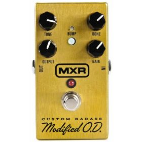 Dunlop M77 Custom Badass Modified Overdrive Guitar Effect Pedal