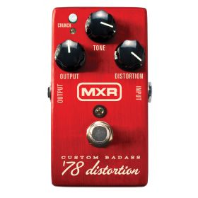 Dunlop MXR M78 Custom Badass 78 Distortion Effect Pedal