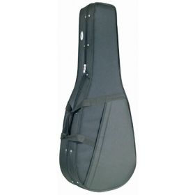 MBT Polyfoam Padded Acoustic Guitar Case - MBTAGCP