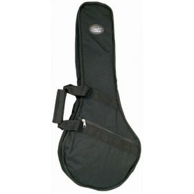 MBT Padded Carry Case Gig Bag for Mandolin - Black - MBTMANBG