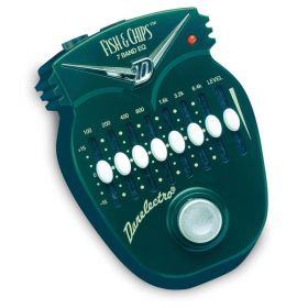 Danelectro DJ14 Fish and Chips 7-Band EQ Equalizer Pedal
