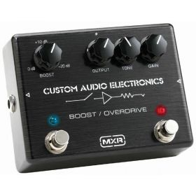 Dunlop MXR Series MC-402 Boost Overdrive OD Guitar Effect Pedal