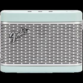 Genuine Fender Newport Battery Powered Portable Bluetooth Speaker - SONIC BLUE