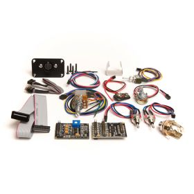 Graph Tech Ghost Acousti-Phonic Hexpander Piezo Preamp COMPLETE Kit, PK-0680-00