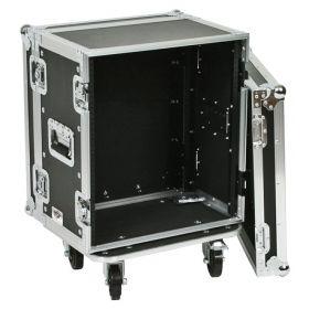 OSP 12-Space ATA 12U Shallow Effects Rack Flight Road Tour Case - RC12U-12