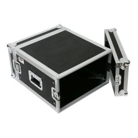 OSP 6-Space ATA 6U Deep Amp Rack Road Tour Flight Case - RC6U-20