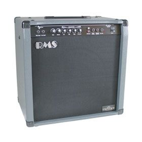 "RMS B80 80-Watt Electric Bass Guitar Amp Amplifier with 12"" Celestion Speaker"
