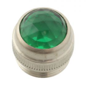 Genuine Fender ON/OFF GREEN Amp Jewel Indicator Tube Amplifier 099-0951-000
