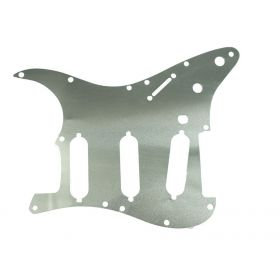 Kluson Universal Aluminum Ground Shield for Most American Strat Pickguards