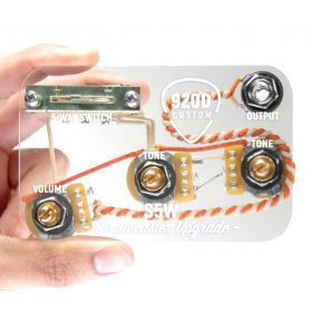 920D Custom S5W Upgraded 5-Way Wiring Harness for Fender Strat/Stratocaster